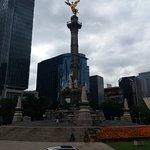 Monumento a los Héroes de la Independencia, Ciudad de México