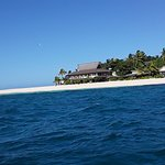 Guest can have lunch at the famous Beachcomber Island