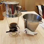 Cold Drip Vietnamese coffee