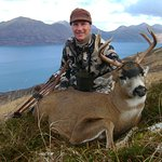 Sitka Black Tail Deer Hunt in Kodiak in the Fall