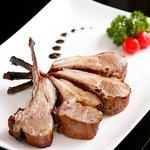 炭燒羊扒 Charcoal Grilled Lamb Chop