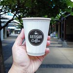 Artisan Coffee at Cascavelle Shopping Mall