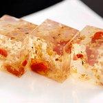 水晶桂花糕   Osmanthus Jelly