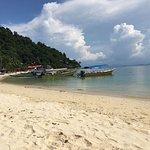 Beach - Ombak Resort Perhentian Island Picture