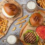 Burgers Palette