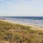 The Granites Kingston SE   beach south of the Granites
