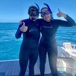 Ningaloo Whaleshark n Dive-bild