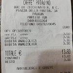 Bilde fra Caffe Patavino