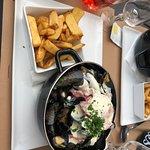 Brasserie d'en face Foto