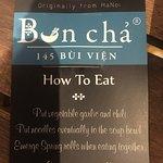 Zdjęcie Bun Cha 145 Bui Vien