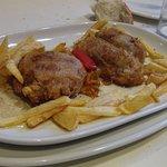 cebolla rellena de carne