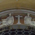 Roma. Chiesa di Santa Maria della Consolazione (Aprile 2019)