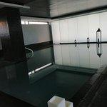 Superbe piscine chauffé,  je recommande