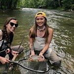 Knapps Creek Trout