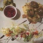 Swedish meatballs main course