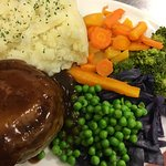 Homemade Steamed steak & Kidney pudding