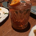 Negroni at Optimist