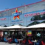 Restaurant Le Memphis - devanture du restaurant