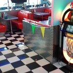 Restaurant Le Memphis - L'une des salles