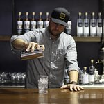 Mixing cocktails with our spirits is part of our experience.
