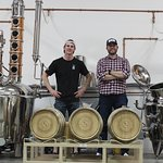 Producing California Whiskey - Come and see it for yourself.