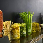 Our Summer 2019 Sunday Special - Bloody Mary Bar