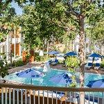 Garden Wing 1 bedroom Poolsuite