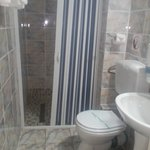 confortable shower
