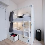 2-bed shared room