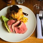 Sundays are our favourite day of the week, serving our renowned Sunday Roasts from 12pm until 9:30pm. Drop us a line to book your table.