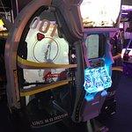 Mach Storm simulation cab