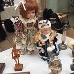 בובות עתיקות