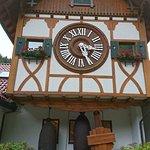 Weltgrößte Kuckucksuhr 世界上最大的咕咕鐘