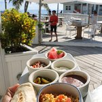 Belizean breakfast only at Pier 366
