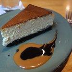 NY Style Cheese Cake - Oreo crust