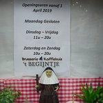 Sint-Truiden, 't Begijntje, statuette
