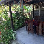 Warung Boni - a beautiful setting and excellent food in Samuh Village/Candidasa