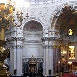 Interni del Duomo di Berlino