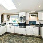 Valley View Lodge - Kitchen