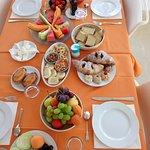 Prima colazione salentina