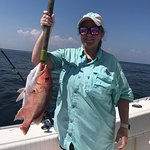 One Shot Red Snapper