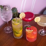 Cocktails at Condesa Torrensville