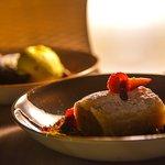 Las Bóvedas restaurant - dessert