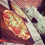 Beer Garden Pizza