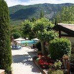 Accueil, Piscine, terrasse