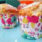 Cupcakes Harina de Coco Semillas de Chía☕