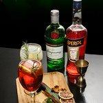 Cocktails on Baristene