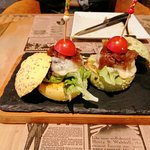 Bilde fra A media Luz Restaurant