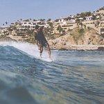 Nuestras clases de surf!
