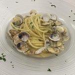 Spaghetti alle vongole... le nostre vongole!